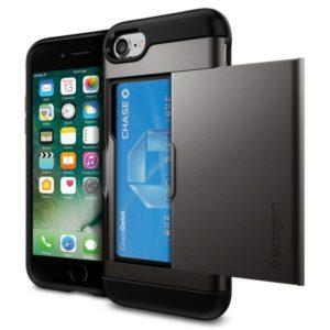 SpigenSlimArmor CS iPhone 8 tok