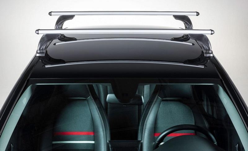 Az autó tetőállványainak alapjai