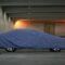 Jégeső és járművek: kevésbé szerencsés kombináció